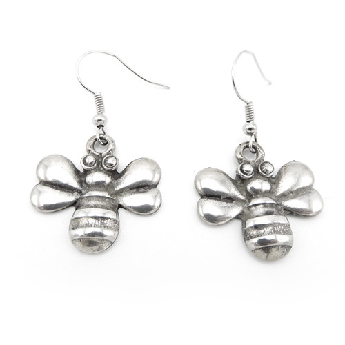 LILO Collections Big Bee Earrings