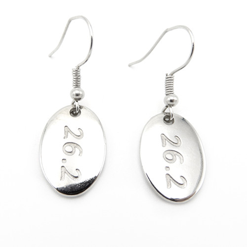 LILO Collections 26.2 Earrings, with oval charms