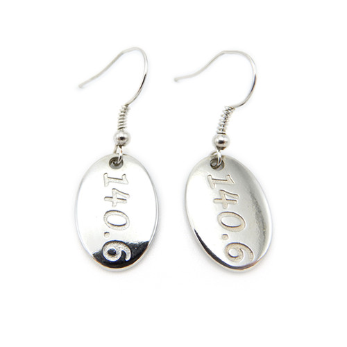 LILO Collections 140.6 Earrings, with oval charms