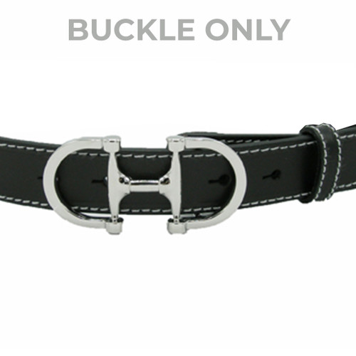 LILO Collections Bilbao Bit Buckle in silver