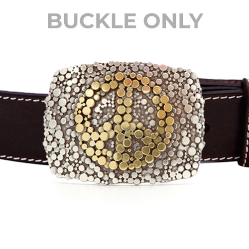 LILO Collections Paz buckle in Gold Silver