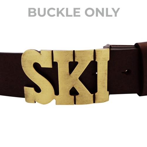 "1.5"" Ski Buckle"