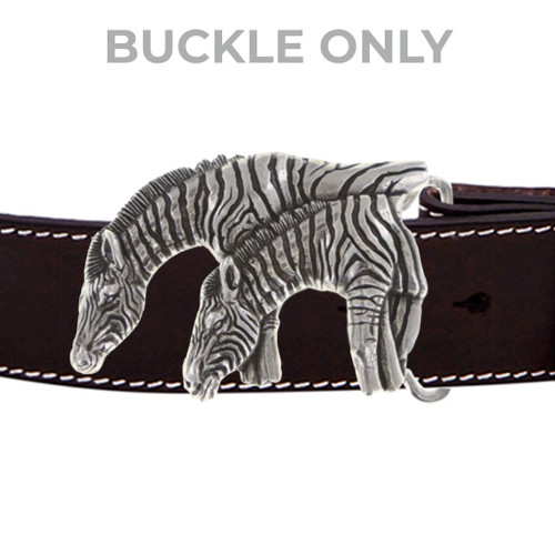 LILO Collections Zebras buckle