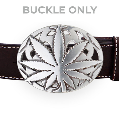 "1.5"" Taba Leaf Buckle"
