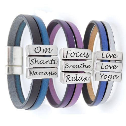 """Baja """"Build-A-Bracelet"""" Yoga"""