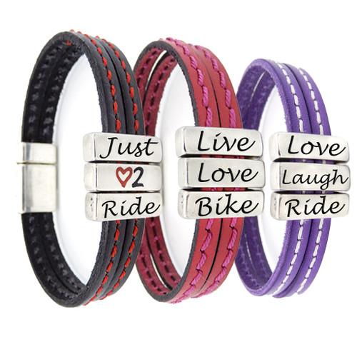 """Wynne """"Build-A-Bracelet"""" Bike"""