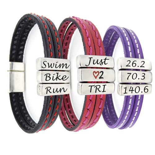 """Wynne """"Build-A-Bracelet"""" TRI"""