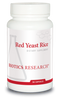 Red Yeast Rice 90 Capsules Biotics Research