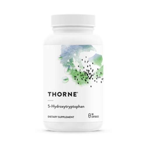 5-Hydroxytryptophan 90 Veggie Caps Thorne Research