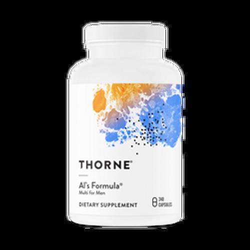 Al's Formula 240 Caps Thorne Research