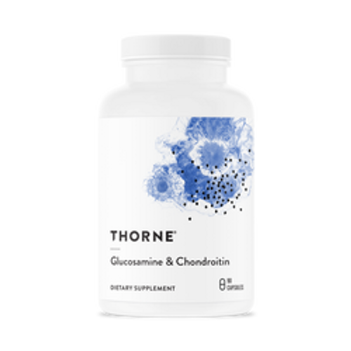Glucosamine & Chondroitin 90 Caps Thorne Research