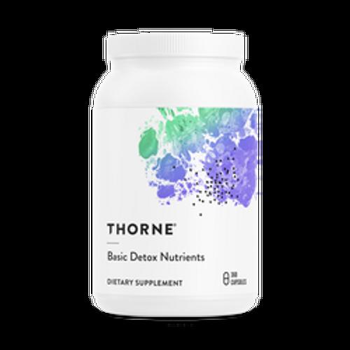 Basic Detox Nutrients 360 Caps Thorne Research