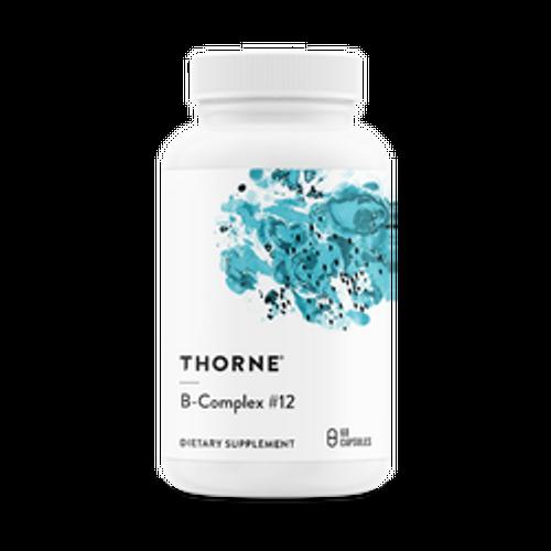 B-Complex #12 60 Caps Thorne Research