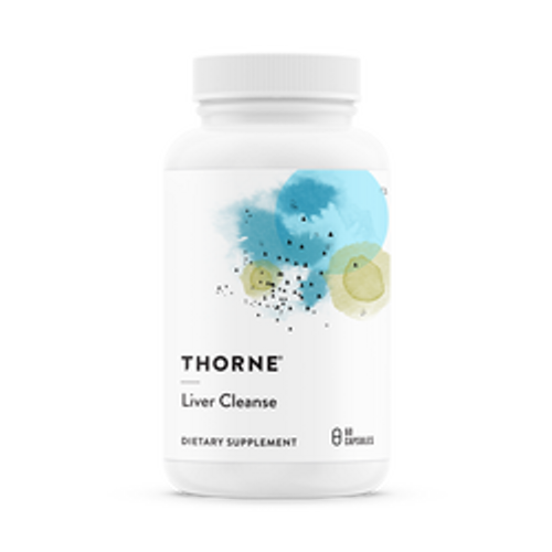 Liver Cleanse 60 Caps Thorne Research