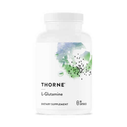 L-Glutamine 90 Caps Thorne Research