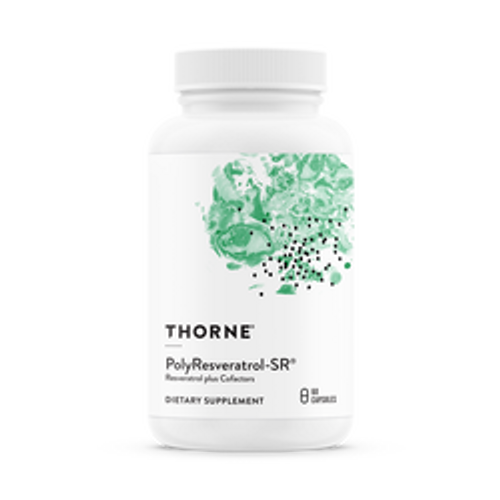 PolyResveratrol-SR 60 Caps Thorne Research