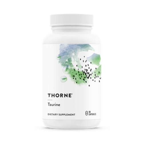 Taurine 90 Caps Thorne Research