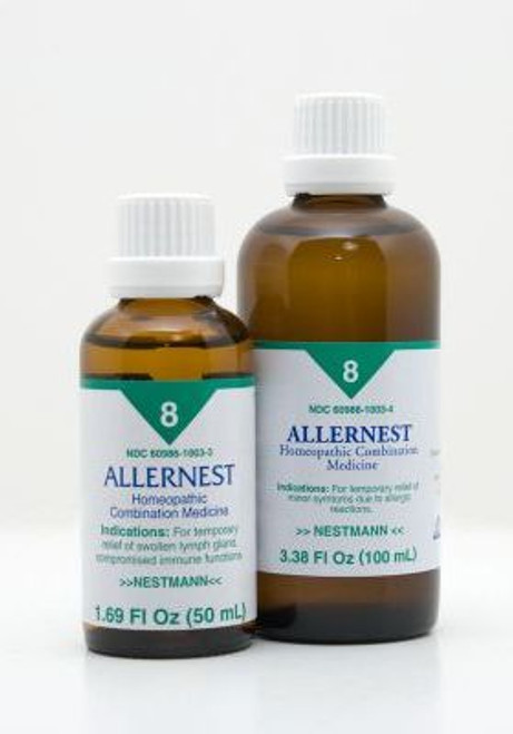 Marco Pharma Allernest No. 8 1.69 OZ