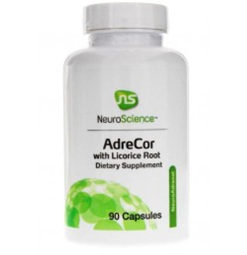 AdreCor with Licorice Root 90 Capsules (2097)