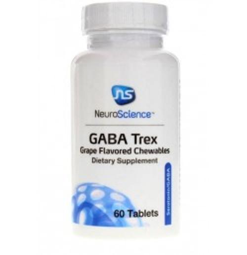 GABA Trex 60 Chewables (20008)