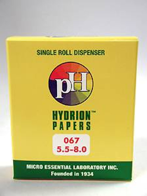 pH Hydrion Papers (142)