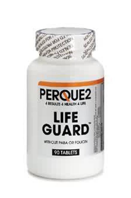 Life Guard without Paba,Folicin 90 tabs (261)