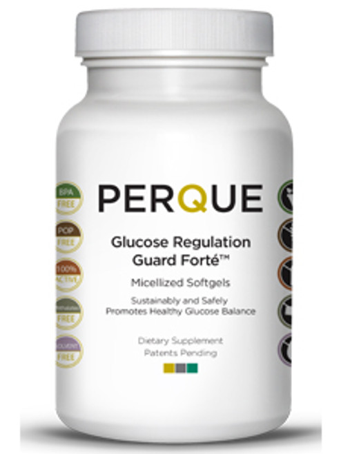 Glucose Regulation Guard Forte 180gels (185)