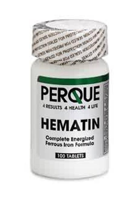 Hematin Anemia Guard 100 tabs (225)