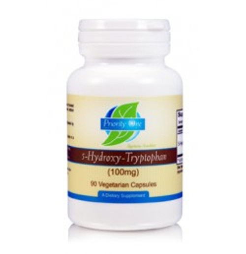 5-Hydroxy-Tryptophan 100mg 90 Capsules (1333)