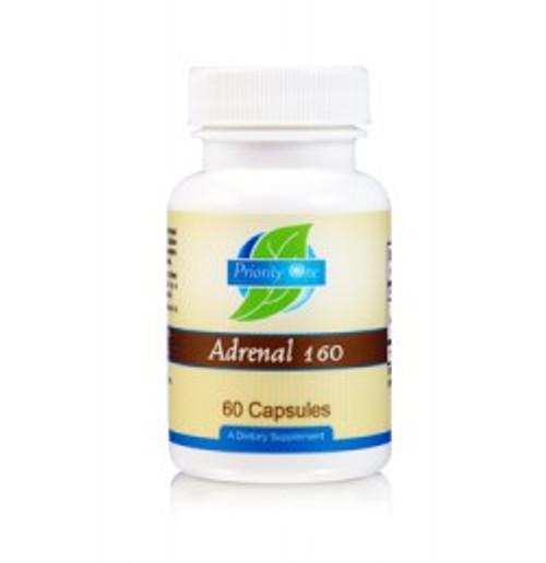 Adrenal 160 60 Capsules (1345)
