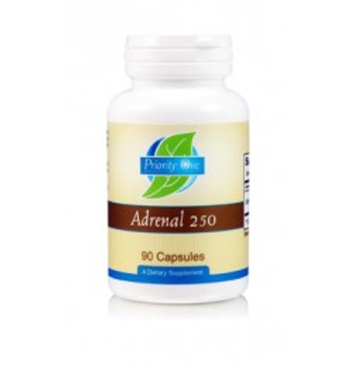 Adrenal 250 90 Capsules (1225)