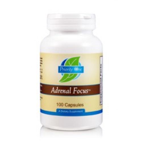 Adrenal Focus 100 Capsules (1004)