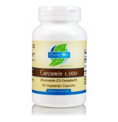 Curcumin 1,000mg 90 Capsules (1557)