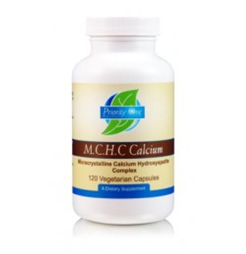 M.C.H.C Calcium 120 Capsules (1194)