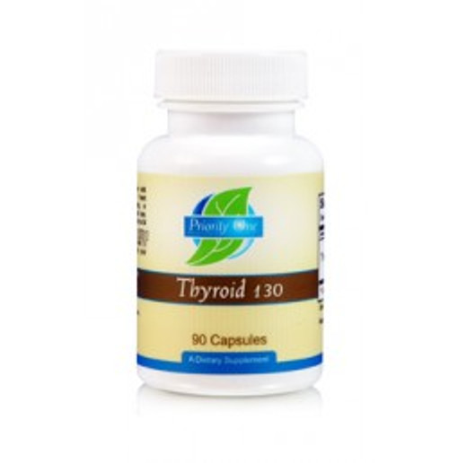 Thyroid 130mg 90 Capsules (1800)