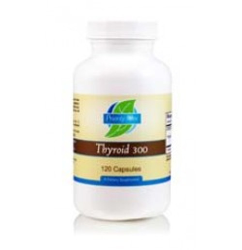 Thyroid 300mg 120 Capsules (1014)