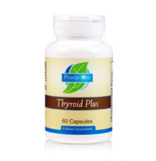 Thyroid Plus 60 Capsules (1049)
