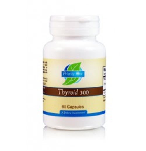 Thyroid 300mg 60 Capsules (1013)