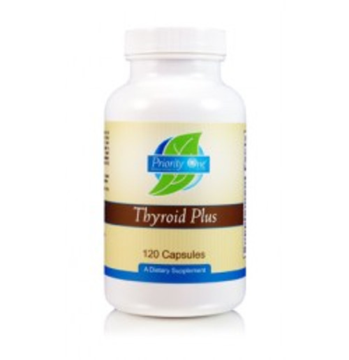 Thyroid Plus 120 Capsules (1050)