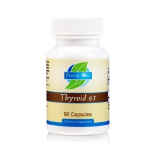 Thyroid 65mg 90 Capsules (1801)