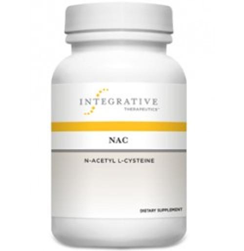 NAC (N-Acetyl-Cysteine) 60 Capsules (226002)