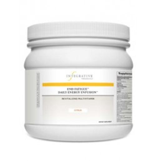 End Fatigue Daily Energy Enfusion - Citrus 25.7 oz Powder (73220)