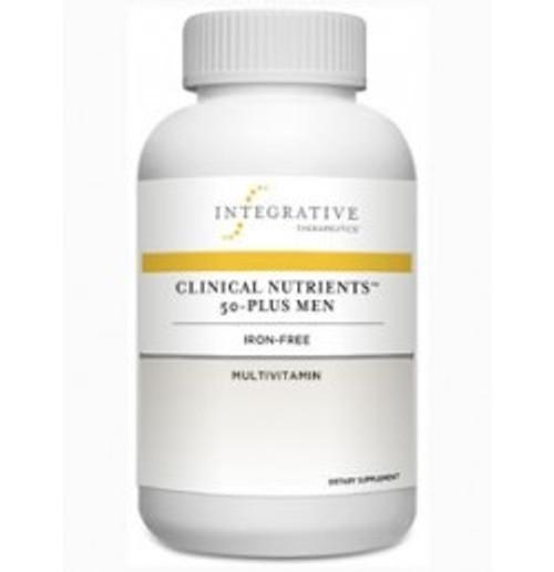 Clinical Nutrients 50-Plus Men 120 Tablets (70092)