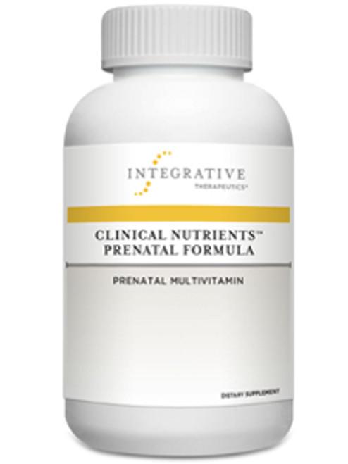 Clinical NutrientsPrenatal Form 120tabs (70072)