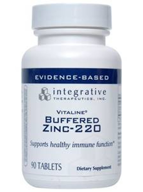 Buffered Zinc-220 90 tabs (216049)
