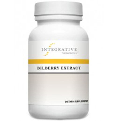 Bilberry Extract 60 Capsules (78586)