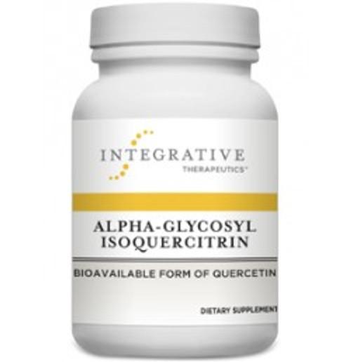 Alpha-Glycosyl Isoquercitrin 60 Capsules (10003)