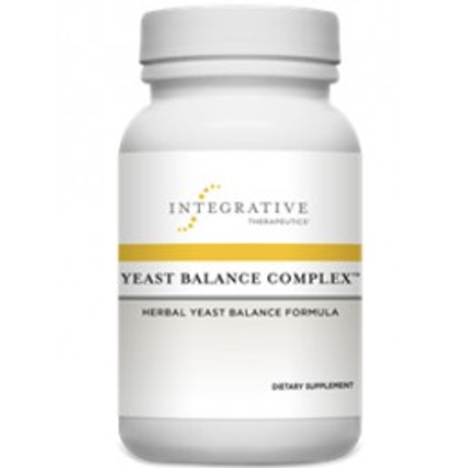 Yeast Balance Complex 90 Capsules (136010)