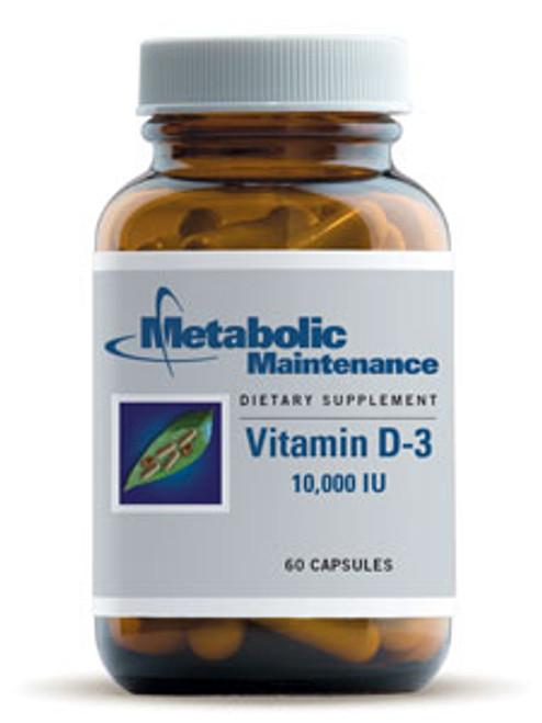 Vitamin D3 10000 IU 60 vcaps (511)