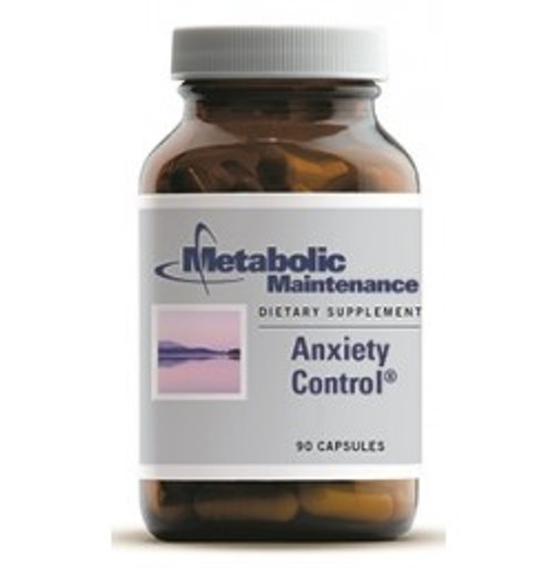Anxiety Control 90 Capsules (00602)